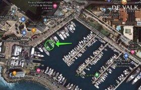 Berth / Ligplaats 27 Meter CAP D'AIL, Monaco, France for sale by YachtBid
