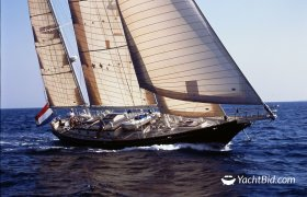 Royal Huisman Ketch for sale by YachtBid
