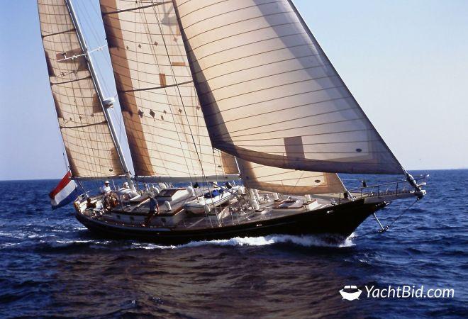 Royal Huisman Ketch, Zeiljacht  for sale by YachtBid