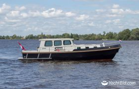 Drentsche Kotter 11.60 OK Switch-roof for sale by YachtBid