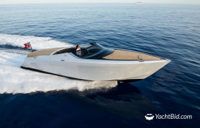 Aston Martin AM 37 White for sale by YachtBid