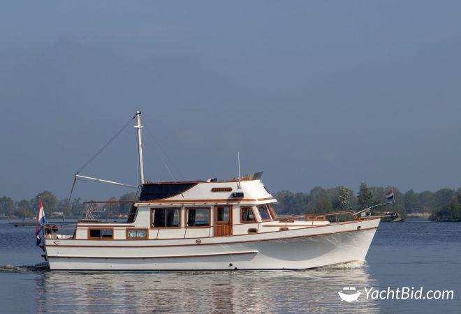 Ocean Marine TRAWLER 44, Motor Yacht  for sale by YachtBid