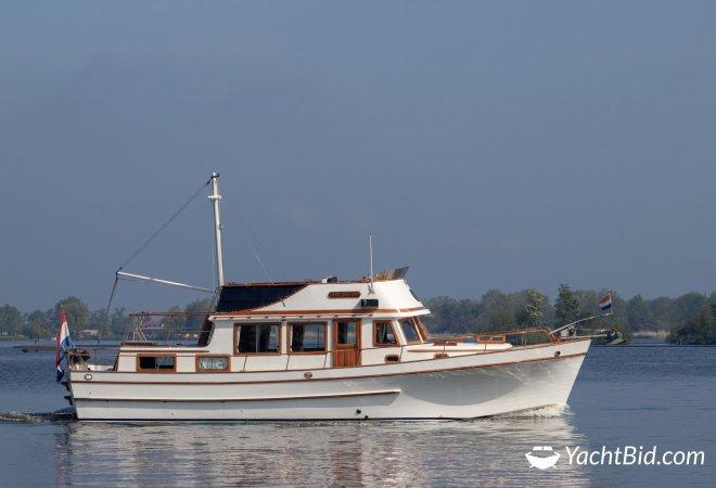 Ocean Marine TRAWLER 44 for sale byYachtBid