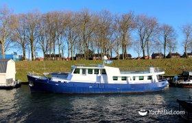 Dutch Custom Built Trawler 24.50 for sale by YachtBid