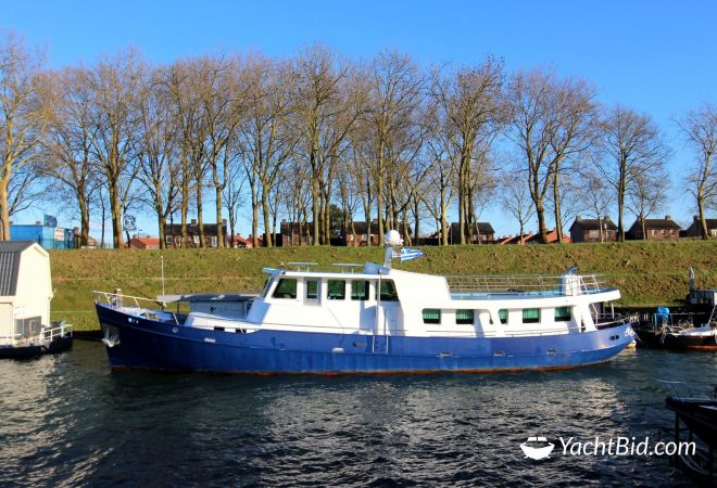 Dutch Custom Built Trawler 24.50, Motorjacht  for sale by YachtBid