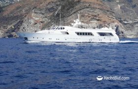 Crn 120 Mister P for sale by YachtBid