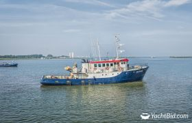 Ex-beroeps Vaartuig Octans for sale by YachtBid