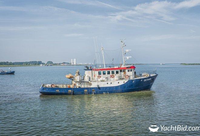 Ex-beroeps Vaartuig Octans for sale byYachtBid