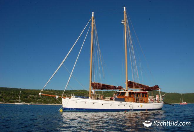 Dudley Dix Klassieke Schooner 60, Klassiek scherp jacht  for sale by YachtBid
