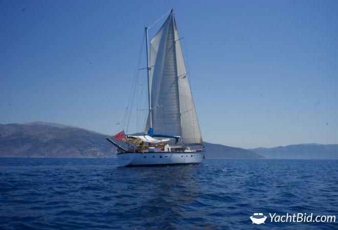 Karatas Ketch 75, Zeiljacht  for sale by YachtBid
