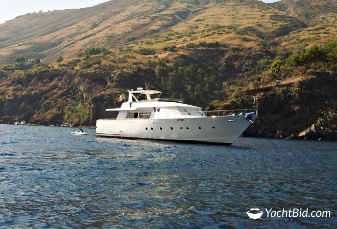 DeCesari 21 Shalimar IV for sale byYachtBid