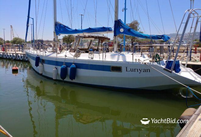 Van De Stadt 50 Pacific II, Zeiljacht  for sale by YachtBid