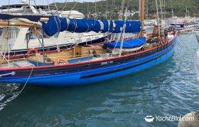 Bristol Channel Pilot Cutter for sale byYachtBid