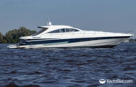 Pershing 65 HT for sale byYachtBid
