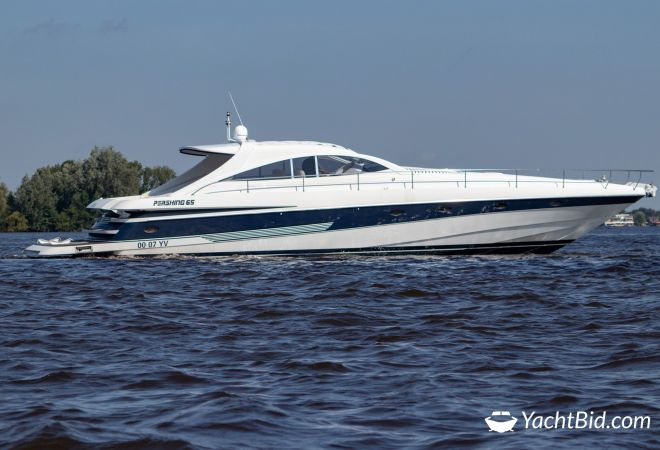Pershing 65 HT, Motorjacht  for sale by YachtBid