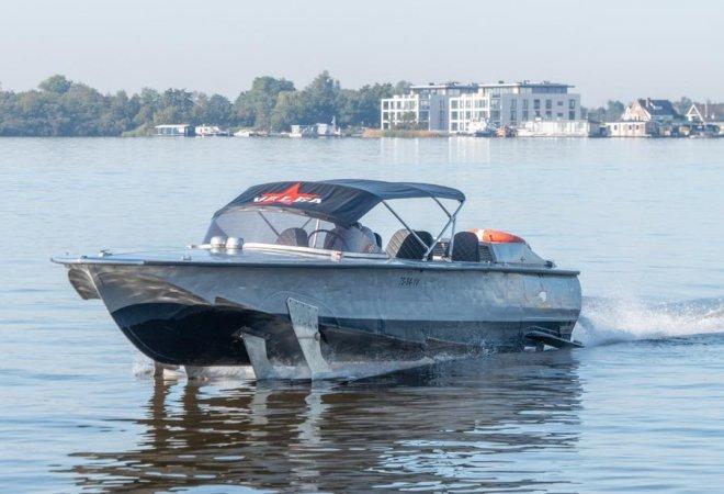 Volga Hydrofoil 70 for sale byYachtBid