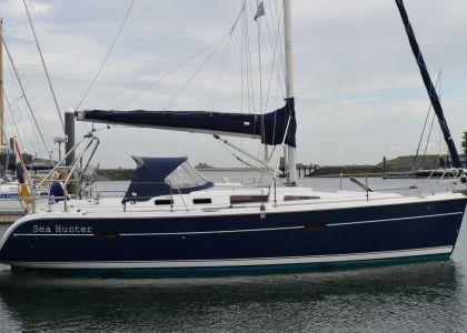 Hunter 36, Zeiljacht  for sale by Jachtmakelaar Monnickendam