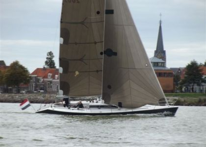 Mathis 44, Zeiljacht  for sale by Jachtmakelaar Monnickendam
