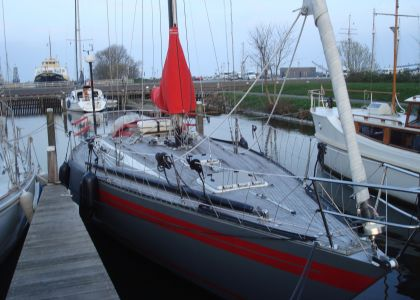 Huisman 37, Zeiljacht  for sale by Jachtmakelaar Monnickendam