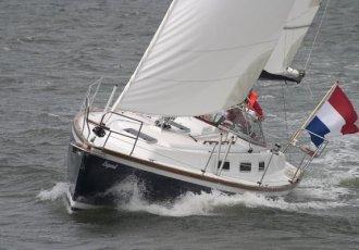 Event 34 Sport Comfort, Sailing Yacht Event 34 Sport Comfort te koop bij Jachtmakelaar Monnickendam