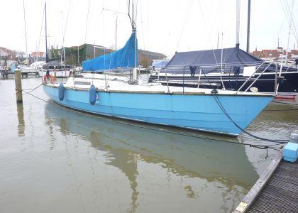 Waarschip 1010, Sailing Yacht  for sale by Jachtmakelaar Monnickendam