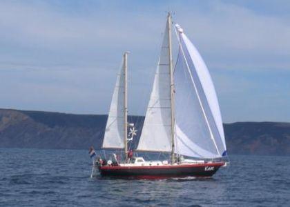 Koopmans 39, Sailing Yacht  for sale by Jachtmakelaar Monnickendam