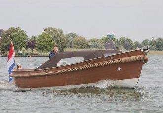 Van Wijk 830 Classic (snelvarend), Sloep Van Wijk 830 Classic (snelvarend) te koop bij Jachtmakelaar Monnickendam