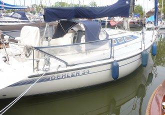 Dehler 34 Top, Zeiljacht Dehler 34 Top te koop bij Jachtmakelaar Monnickendam