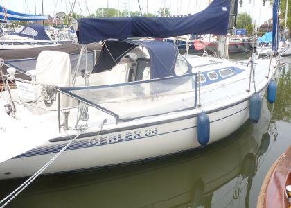 Dehler 34 Top, Sailing Yacht  for sale by Jachtmakelaar Monnickendam