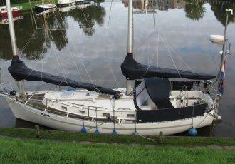 Freedom 35 Centerboard, Sailing Yacht Freedom 35 Centerboard te koop bij Jachtmakelaar Monnickendam