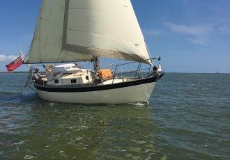 Victoria Frances 26, Sailing Yacht Victoria Frances 26 te koop bij Jachtmakelaar Monnickendam