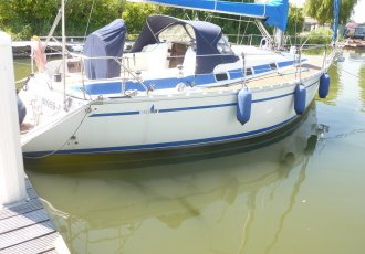 Bavaria 320, Sailing Yacht Bavaria 320 te koop bij Jachtmakelaar Monnickendam