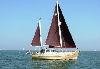 Fisher 34, Motorsailor Fisher 34 te koop bij Jachtmakelaar Monnickendam