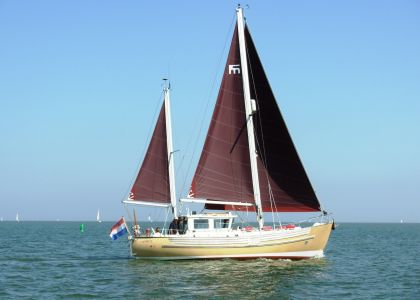 Fisher 34, Motorzeiler  for sale by Jachtmakelaar Monnickendam