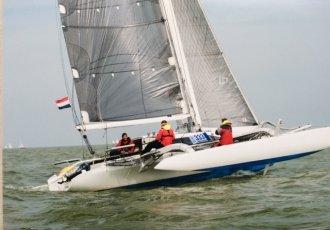 Farrier 35C, Multihull sailing boat Farrier 35C te koop bij Jachtmakelaar Monnickendam