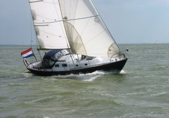 Alberg 35, Zeiljacht Alberg 35 te koop bij Jachtmakelaar Monnickendam