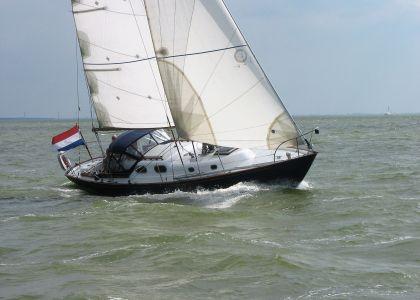 Alberg 35, Zeiljacht  for sale by Jachtmakelaar Monnickendam