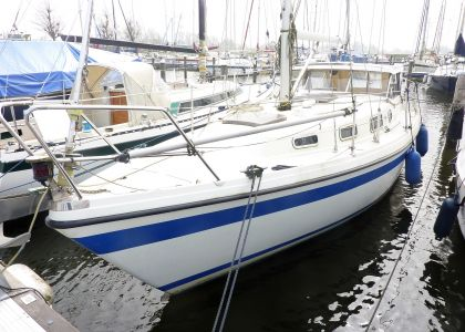 LM 28, Motorzeiler  for sale by Jachtmakelaar Monnickendam