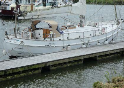 Danish Rose 39, Zeiljacht  for sale by Jachtmakelaar Monnickendam