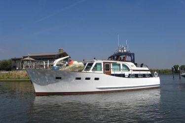 Classic Motor Yacht Thalassa