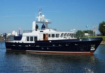 Altena Blue Water Trawler '58, Motorjacht