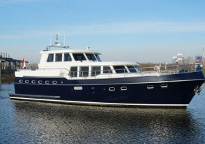 Privateer 52 Pilothouse, Motorjacht