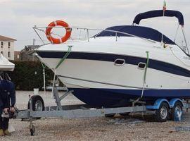 Four Winns Vista 248, Motor Yacht Four Winns Vista 248til salg af Yacht Center Club Network