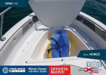 Ranieri International 4XC Design H19CC