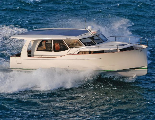 Greenline 33, Motorjacht  for sale by Green Yachting bv