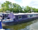 Hanbury Monarch 60 'x 11' Widebeam Barge, Motoryacht Hanbury Monarch 60 'x 11' Widebeam Barge in vendita da Boat Showrooms