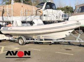 Avon Adventure 560 Open, Резиновая и надувная лодка Avon Adventure 560 Openдля продажи Boat Showrooms