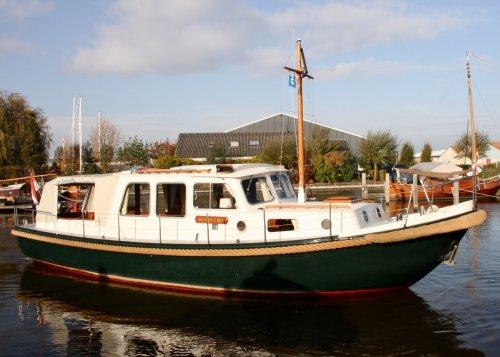 Gillissen Vlet 1100 OK (Dolman), Motorjacht  for sale by Jachtmakelaardij Zuidwest Friesland