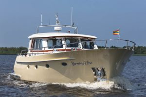 Rheben 1440 OC-PH, Motorjacht  for sale by Jachtmakelaardij Zuidwest Friesland
