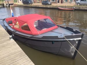 Kompas Sloep 7.50 Visser Design, Sloep  for sale by Jachtmakelaardij Zuidwest Friesland